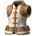 FFXIV - Cotton Doublet Vest of Crafting