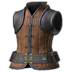 FFXIV - Cotton Doublet Vest of Gathering (Brown)