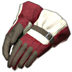 FFXIV - Felt Work Gloves of Dexterity (Red)