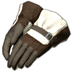 FFXIV - Felt Work Gloves of Strength (Brown)