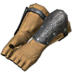 FFXIV - Fingerless Boarskin Gloves of Slaying