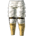 FFXIV - Gryphonskin Trousers (Yellow)