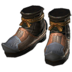 FFXIV - Leather Crakows of Toiling (Brown)