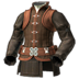 FFXIV - Linen Doublet of Strength (Brown)