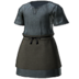 FFXIV - Linen Smock of Piety (Blue)