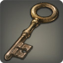 Copper Castrum Coffer Key - Miscellany - Items