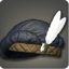 Dated Canvas Beret (Blue) - Helms, Hats and Masks Level 1-50 - Items