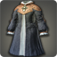Dated Canvas Robe (Blue) - Body Armor Level 1-50 - Items