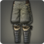 Dated Hempen Sarouel (Grey) - Pants, Legs Level 1-50 - Items