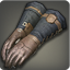 Dated Leather Bracers (Blue) - Gaunlets, Gloves & Armbands Level 1-50 - Items