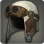 Dated Leather Calot (Red) - Helms, Hats and Masks Level 1-50 - Items