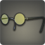 Dated Silver Spectacles (Yellow) - Helms, Hats and Masks Level 1-50 - Items