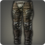 Dated Tarred Leather Trousers (Brown) - Pants, Legs Level 1-50 - Items