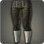 Dated Velveteen Bottom (Black) - Pants, Legs Level 1-50 - Items
