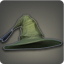 Dated Velveteen Hat (Green) - Helms, Hats and Masks Level 1-50 - Items