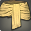 Dated Velveteen Longsash (Yellow) - Belts and Sashes Level 1-50 - Items
