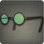 Dated Weathered Spectacles (Green) - Helms, Hats and Masks Level 1-50 - Items