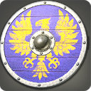 Eagle-crested Round Shield - Shields - Items