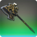 Flame Elite's Axe - Warrior & Marauder Weapons - Items