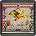 Fledgling Chocobo Registration G1-F - Miscellany - Items