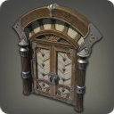 Glade Arched Door - Construction - Items