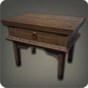 Glade Drawer Table - Furnishings - Items