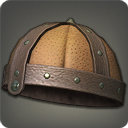 Goatskin Pot Helm - Helms, Hats and Masks Level 1-50 - Items