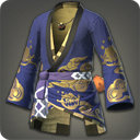 Lord's Yukata (Blueflame) - Body Armor Level 1-50 - Items