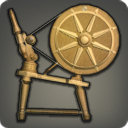 Novice's Spinning Wheel - Weaver Tools - Items