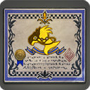 Retired Chocobo Registration G5-M - Miscellany - Items
