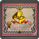Retired Chocobo Registration G7-F - Miscellany - Items