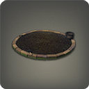 Round Garden Patch - Furnishings - Items