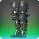 Sentinel's Sabatons - Greaves, Shoes & Sandals Level 1-50 - Items