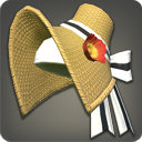 Spring Straw Hat - Helms, Hats and Masks Level 1-50 - Items