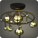 Star Chandelier - Decorations - Items