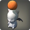 Stuffed Moogle - Decorations - Items