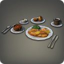 Alpine Supper Set - Decorations - Items