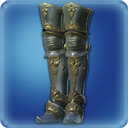 Gordian Sabatons of Aiming - Greaves, Shoes & Sandals Level 51-60 - Items