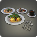 High House Supper Set - Decorations - Items