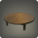 Oriental Round Table - Furnishings - Items