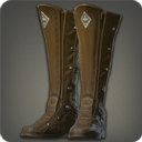 Wyvernskin Boots of Striking - Greaves, Shoes & Sandals Level 51-60 - Items