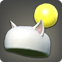 Yellow-pommed Moogle Cap - Helms, Hats and Masks Level 1-50 - Items