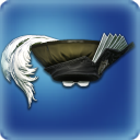 Antiquated Orator's Mortarboard - Helms, Hats and Masks Level 61-70 - Items