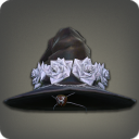 Blackbosom Hat - Helms, Hats and Masks Level 1-50 - Items