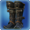 Genji Sune-ate of Aiming - Greaves, Shoes & Sandals Level 61-70 - Items