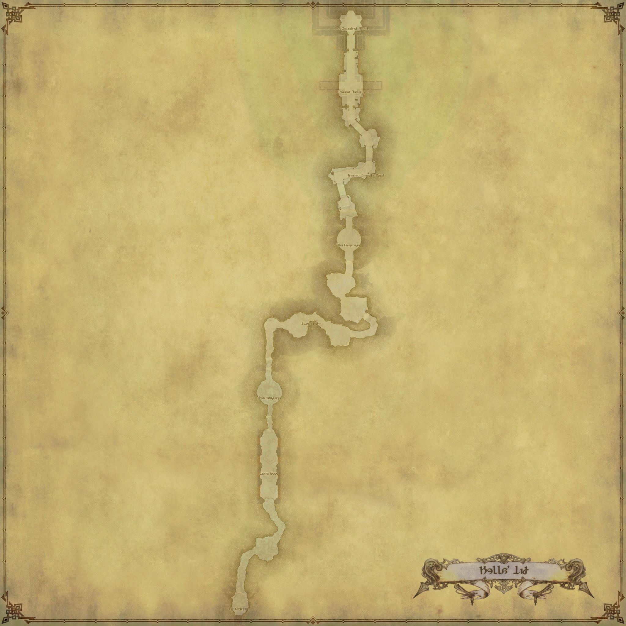 Hells' Lid - Guide, Loot, map | FFXIV: Stormblood Info