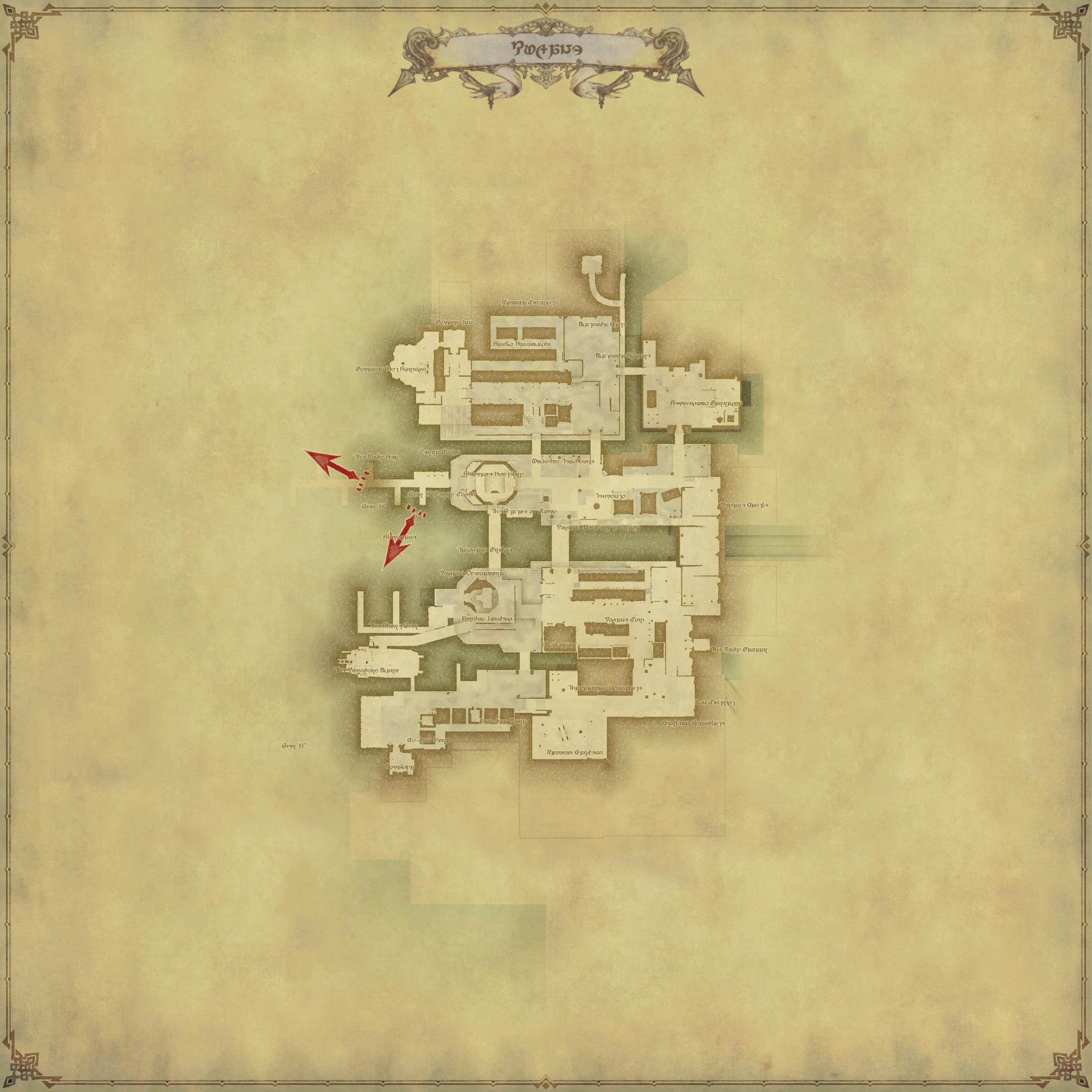 Kugane - Maps | FFXIV: Stormblood Info