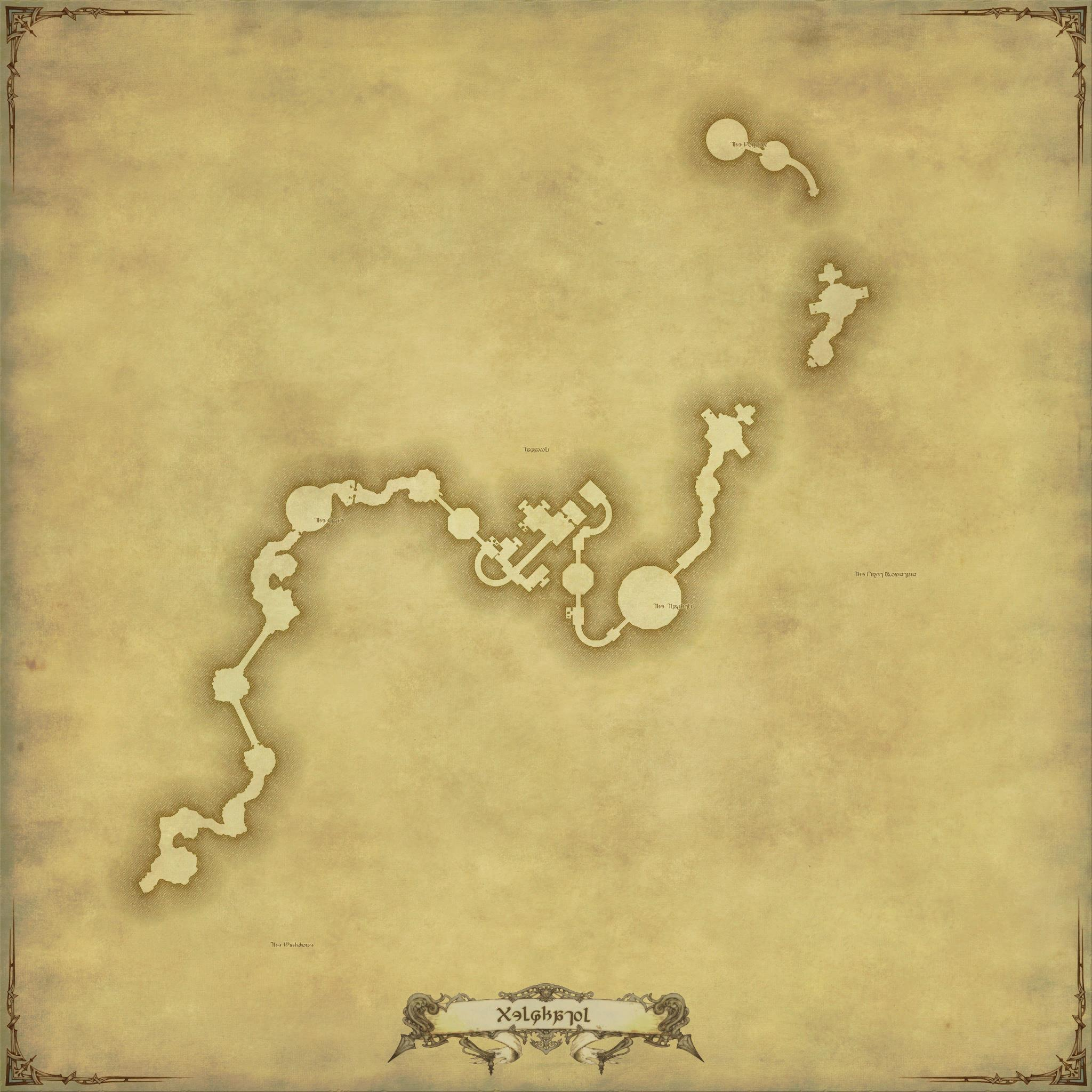 Xelphatol - Guide, Loot, map | FFXIV: Heavensward Info