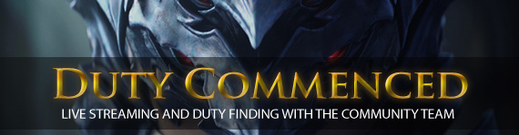 FFXIV News - Announcing DUTY COMMENCED Episode 07!