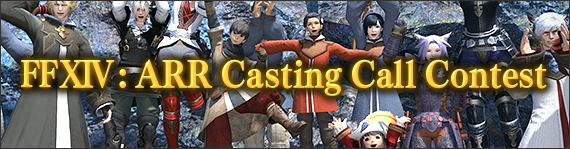 FFXIV News - Announcing the Next Three Winners of the Casting Call Contest!
